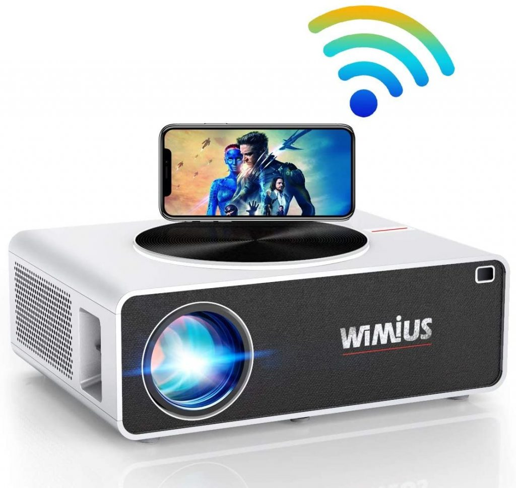 Videoprojecteur WIFI Wimius